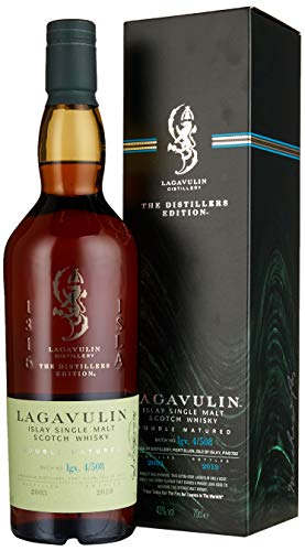 Lagavulin Distillers Edition 2019 Single Malt Whisky (1 x 0.7 l)