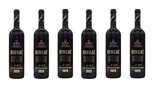 Matusko Dingac 2015 6 Bottle Case