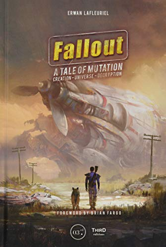 The Fallout Saga: Story Of A Mutation: A Tale of Mutation, C
