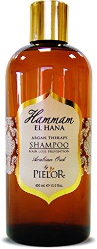 Ottoman Pflegeserie Argan Therapy Arabischer Oud Shampoo, 1er Pack (1 x 400 ml)