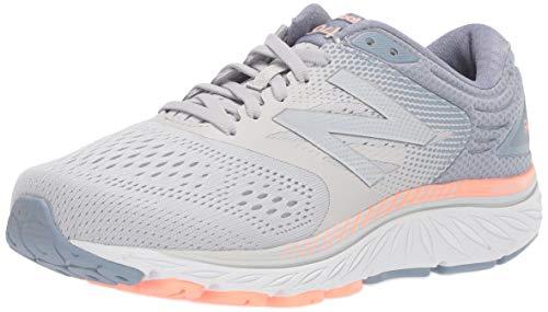 New Balance Women's 940 V4 Running Shoe, Summer Fog/Reflection/Ginger Pink, 9