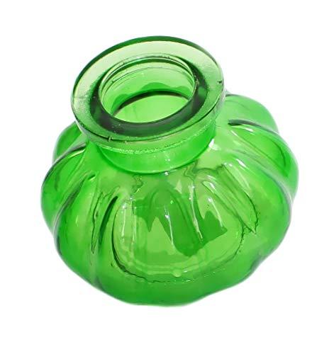 budawi- Shisha Ersatz Gläser/Bowls Ersatzglas für Pumpkin 1 & 2 Schlauch Shisha Junior
