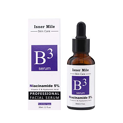 KTOO Vitamin B3 Serum Best Anti Aging Moisturizer Serum For Face Neck Skin Eye Treatment Reduces Wrinkles Repairs Dark CircleFace Neck Skin Eye Treatment