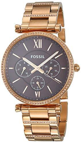 Lista de Reloj Dama Fossil , tabla con los diez mejores. 8