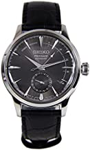 Seiko Mens Analogue Automatic Watch with Leather Strap SSA345J1