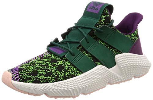 adidas Prophere Dragon Ball Z X Cell Zapatillas Hombre Verde, 38 2/3
