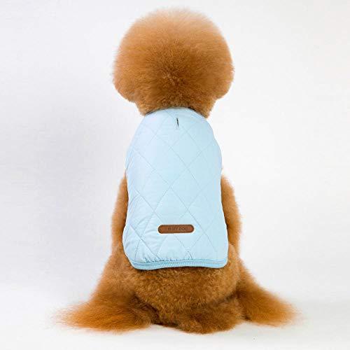 wksee-Pet clothing Hund Pullover Hundehoodie Hundemantel Herbst Und Winter Neue Weste Und Dicke Samtjacke