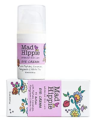 MAD Hippie Eye CRM,Anti-OXIDNT/PEPT.5 OZ by Mad Hippie