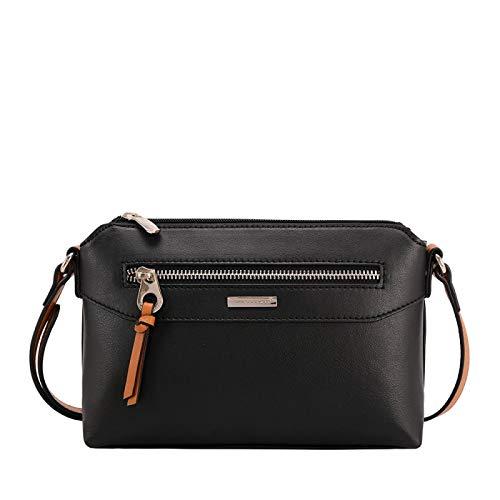 David Jones Shoulder Bag CM 5788 Black – One Size