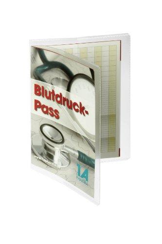 DURABLE Hunke & Jochheim Doppelhülle, dokumentenecht, transparent, Doppelformat DIN A6, 210x148mm