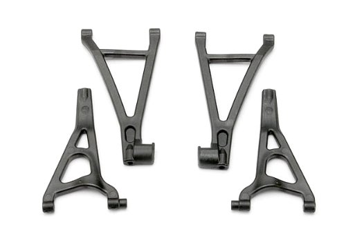 Traxxas 7131 1/16 Revo Front Suspension Arm Set
