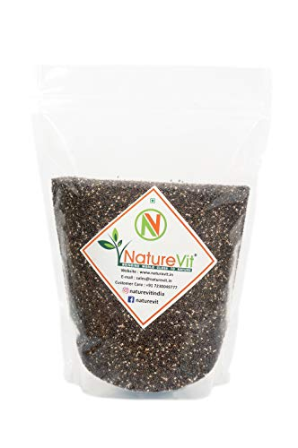 Nature Vit Chia Seeds for Weight Loss, 1 kg