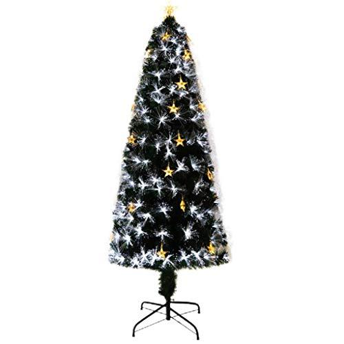 JIAL Weihnachten Dekoration, künstlicher Weihnachtsbaum Tipps Voll Baum leicht zu monen mit Christbaumständern (Size : 150CM),Größe:60CM Chongxiang