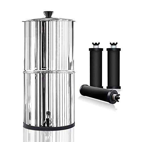 Joypur High Capacity Gravity-Fed Water Filter System