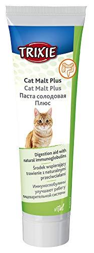 TRIXIE Malta para Gatos en Pasta, Inmuno-Pro, 100 g, Gato