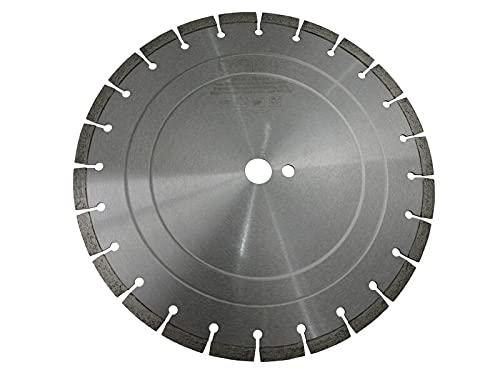 Trennscheibe Diamanttrennscheibe Stein für Flex Motorflex Trennschneider Zipper 350 mm / 20 mm