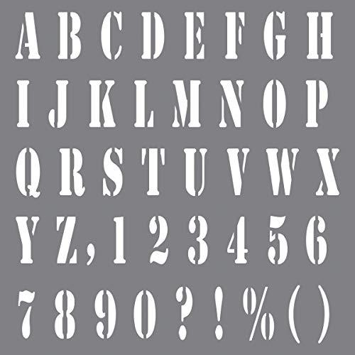 Andy Skinner media hebben je saaie gemengde sjabloon, grijs, 6 x 6