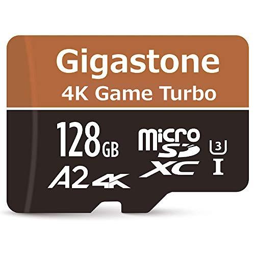 gigastone(ギガストーン)『MicroSDCard4KGameTurbo128GB(633X)』