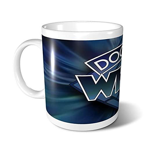 Anti Ironing Doctor Who Mugs Fine Bone China Mug Ceramic Cup Insulated Coffee/Cafe Mug Classic Latte Mug for Tea