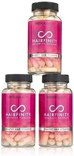 Hairfinity Healthy Hair Vitamin Capsules 60 ea (Pack of 3)
