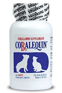 Top 10 best selling list for cobalequin supplement for dogs
