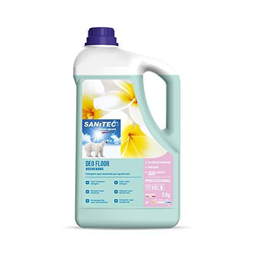 Deo Floor Detergente Deodorante per Superfici Dure - Muschio Bianco