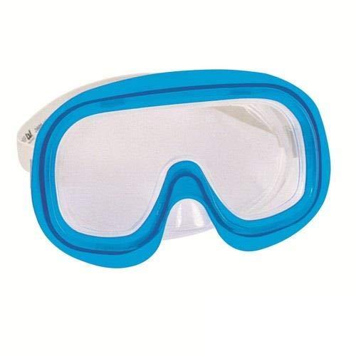 Tauchermaske Taucherbrille Gelb ab 7 Jahre Bestway