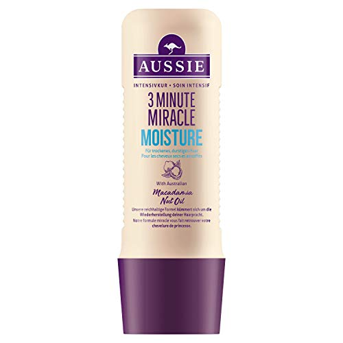 Aussie 3 Minute Miracle Moist Intensivkur, 250 ml