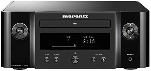 Marantz M CR612 Network CD Receiver 2019 Model Wi Fi Bluetooth AirPlay 2 and Heos Connectivity product image