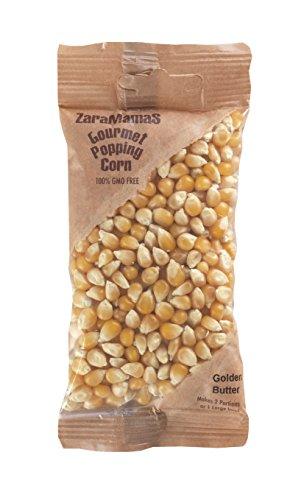 Zaramamas Golden Butter - Gourmet Popcorn 90g