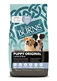 Burns Pet Nutrition Hypoallergenic Complete Dry Dog Food Puppy Original Lamb and Rice 6 kg