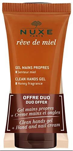 NUXE RdM Duo Handcreme 30ml+Hygiene-Handgel 30ml 1 Stück