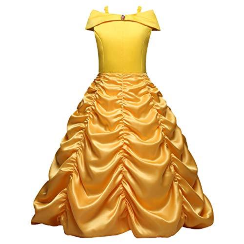 Cosplay Mädchen Kostüm Kleid Party Halloween Cosplay Prinzessin Kleid Babay Mädchen Kleider Festlich Lang Rock Cosplay Kostüme Minirock Netzrock Ärmellos