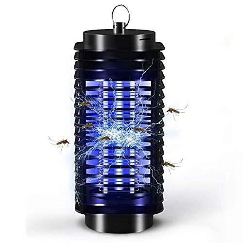 Bahama Lampara Antimosquitos Electrica - 3W Luz UV Alta Potencia, 16m2 Area,...