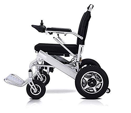 Inicio Accesorios Ancianos Nuevo modelo 2019 Fold Amp Travel Ligero Motorizado Energía eléctrica Ancianos Silla de ruedas Scooter Aviación Viajes Seguro Eléctrico Silla de ruedas para ancianos Sill