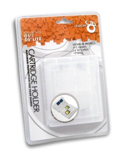 DSi/ DS Lite cartridge houder (white-trans)
