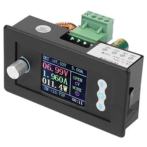 Módulo de fuente de alimentación Constante comunicación CC-CC Tensión Corriente de paso bajo Herramienta voltímetro módulo de alimentación Buck convertidor de voltaje Módulo ajustable