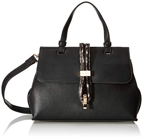 Bulaggi Bibis Handbag - Borse a zainetto Donna, Nero (Schwarz), 10x20x28 cm (B x H T)
