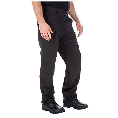 5.11 Tactical Series Herren Fast-Tac Urban Pants Gr. 32 W/36 L, Schwarz