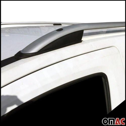 OMAC GmbH - Baca portaequipajes de aluminio gris para Kangoo 1999 – 2008