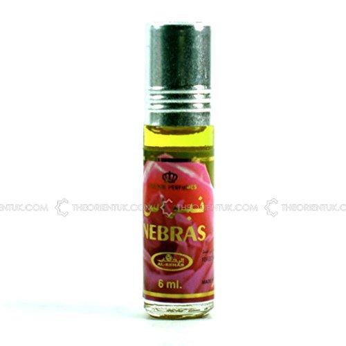 Al Rehab Nebras 6ml meistverkauften al rehab parfüm Öl-top qualität duft