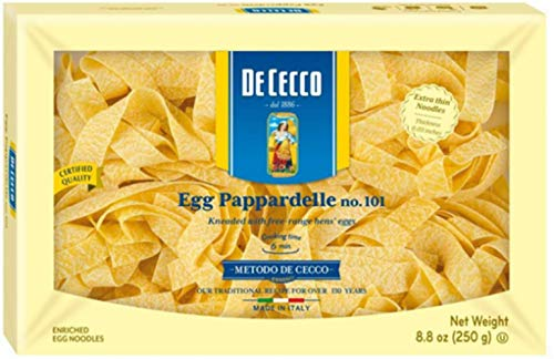 De Cecco Pappardelle Pasta