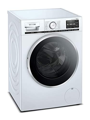 Siemens WM14VG43 iQ800 Lavadora / 9 kg/A / 1400 rpm/Programa exterior/Smart Home compatible vía Home Connect/Sistema antimanchas
