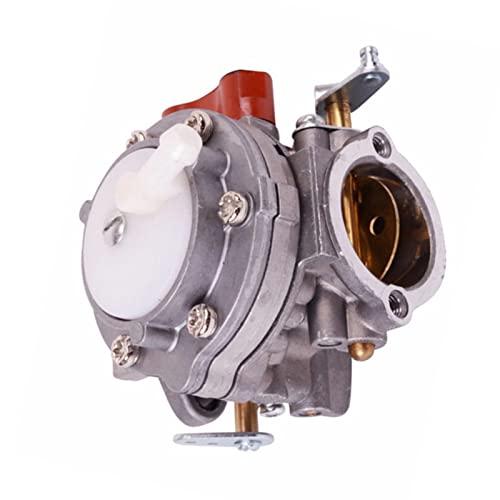 Jispezlan Piezas de Repuesto de carburador Fit For Motosierra STIHL 08 S 08s | Accesorios de Herramientas de jardín Tillotson HL-166B HL166(Color:A)
