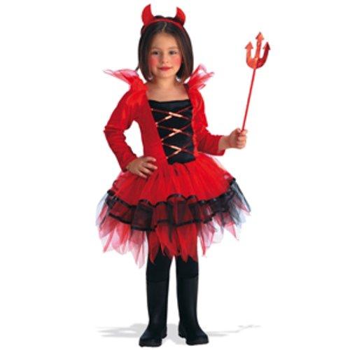 Carnaval - Disfraz de diablesa para niña