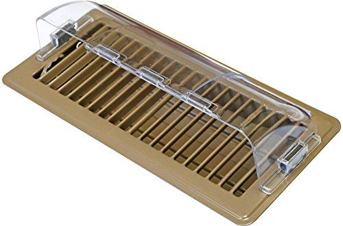 Accord APFRDFU Heavy Duty Magnetic Adjustable Air Deflector for Floor Registers