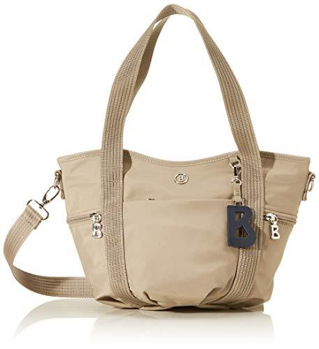 Bogner Verbier Aria Handtasche Damen Tasche aus Synthetik, shz, 12x30x31 cm