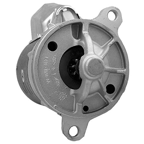 DB Electrical SFD0017 Starter Compatible With/Replacement For 4.9L 5.0L 5.8L Ford BRONCO 1983 1984 1985 1986 1987 1988 1989 1990 1991, E-Series Vans, F-Series Pickups IMI107 IMI107N 112965 10465089