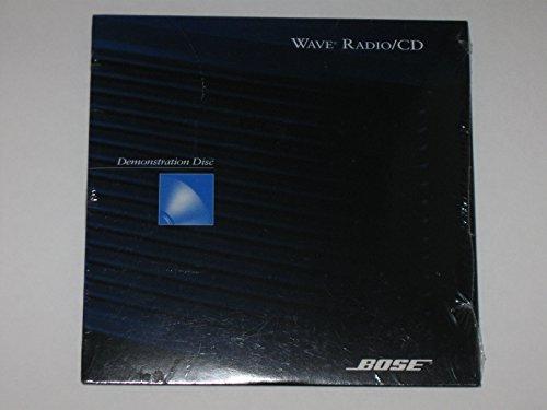 Bose Wave Radio/CD Demonstration Disc