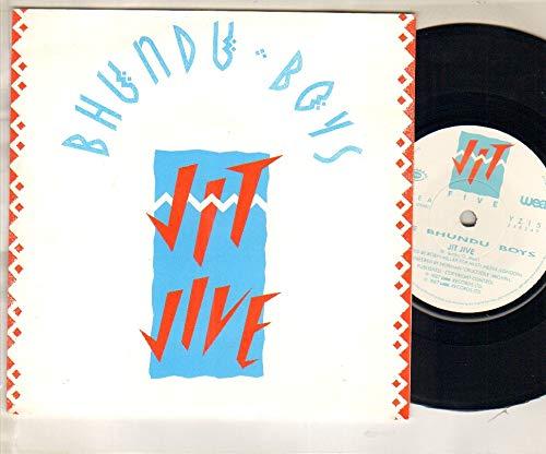 BHUNDU BOYS - JIT JIVE - 7 inch vinyl / 45